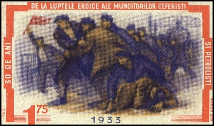 Greva de la Atelierele CFR Grivița,  16 februarie 1933