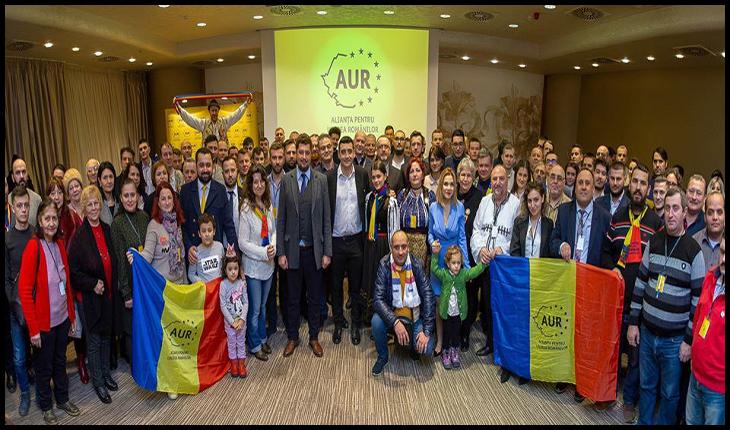 AUR: Există o singură Românie și toți românii au o responsabilitate față de țară, precum și dreptul de a participa la viața politică de acasă