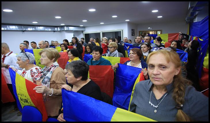 Alianța pentru Unirea Românilor (A.U.R.) s-a lansat duminică și în Italia, în cea mai mare comunitate de români din diaspora
