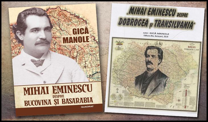 """Istoricul Gică Manole: """"Suntem compleșiți de dimensiunea culturală a lui Eminescu"""""""