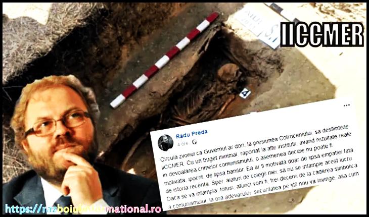 """Liberalii """"roșii"""" vor să desființeze și IICCMER (Institutul de Investigare a Crimelor Comunismului)?, Foto: razboiulinformational.ro"""