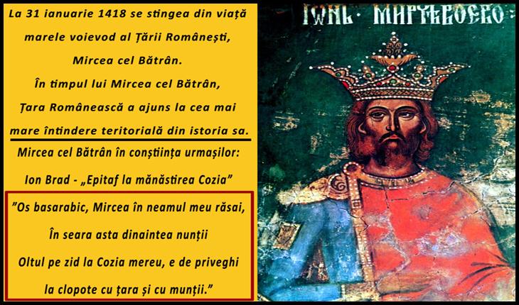 La moartea lui Mircea: moștenirea lăsată de Mircea cel Bătrân neamului românesc