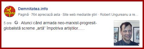 Foto: captură facebook / Demnitatea.info