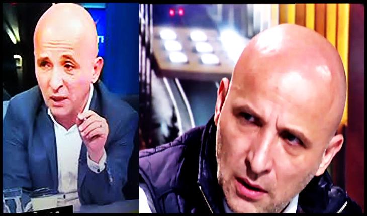 "Sabin Orcan, jurnalistul ""anticorupție"" cu studii falsificate?, Foto: Nasul TV / B1 TV"