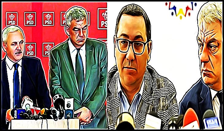 """De ce a revenit Mihai Tudose la PSD: """"După ce l-am cunoscut pe domnul Ponta, am început să îl regret pe Dragnea"""", Foto original: captură foto B1 TV"""
