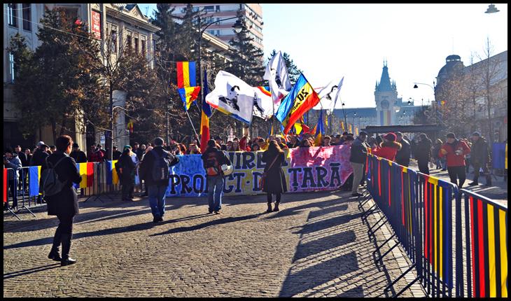 Marșul Unioniștilor, 24 Ianuarie 2020