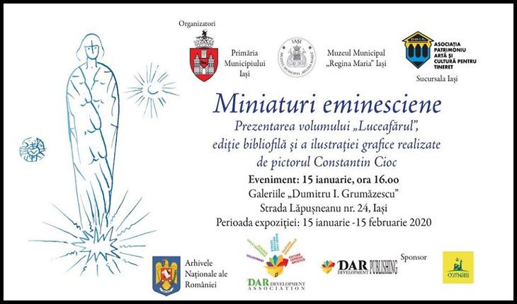 Foto:  Facebook /  Asociația Patrimoniu Arta Cultură pentru Tineret sucursala Iași