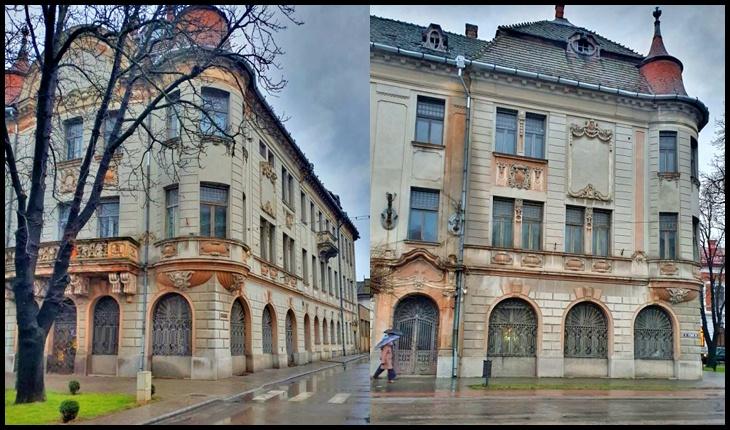 O companie din Ungaria cumpără la Carei fostul sediu al Primăriei și al Băncii Albina. Aceeași care a cumpărat și Hotelul Dacia, Foto: Buletin de Carei