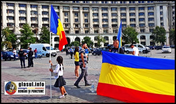 Protestul împotriva Codului Administrativ, 29 iulie 2018, Foto: Glasul.info