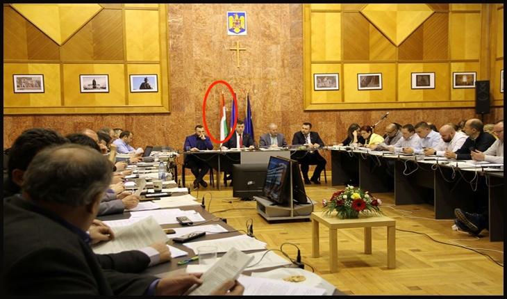 De ce instigă împotriva statului român Csaba Astalosz de la CNCD, când este clar că HarCovul este subvenționat cu bani românești?, Foto: Facebook / Consiliul Judeţean Harghita