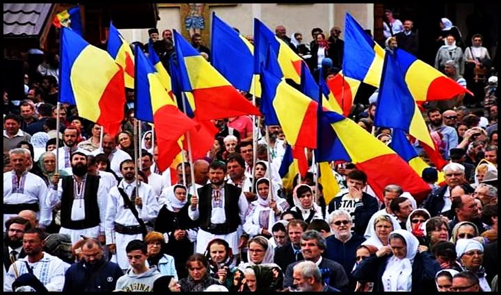 Se adună lumea, crește Ceata, pentru Limba Română, singura oficială în Statul NAȚIONAL Român!, Foto: Facebook /Mihai Tîrnoveanu