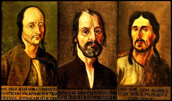 La 28 februarie 1785 erau executați prin tragere pe roată Horea și Cloșca. Crișan s-a spânzurat în închisoarea de la Alba Iulia
