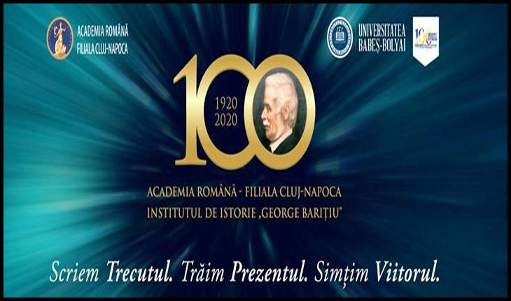 """Un secol de existență pentru Institutul de Istorie """"George Bariţiu"""", Foto: facebook / Institutul de Istorie """"George Bariţiu"""" al Academiei Române"""