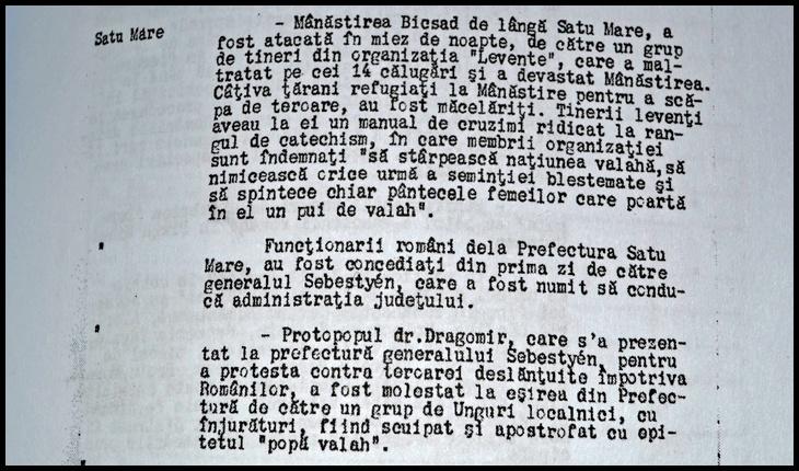 Bixad: încă un masacru împotriva populației românești din Transilvania, despre care nu se știa la nivel național