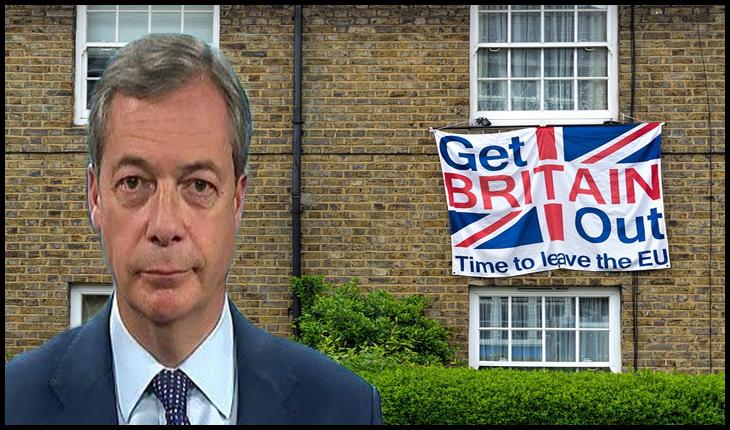 """Aurelian Pavelescu: """"Nigel Farage a înțeles înaintea tuturor că proiectul UE a deraiat de la linia fondatorilor, îndreptându-se spre o formă comparabilă cu fosta URSS"""""""