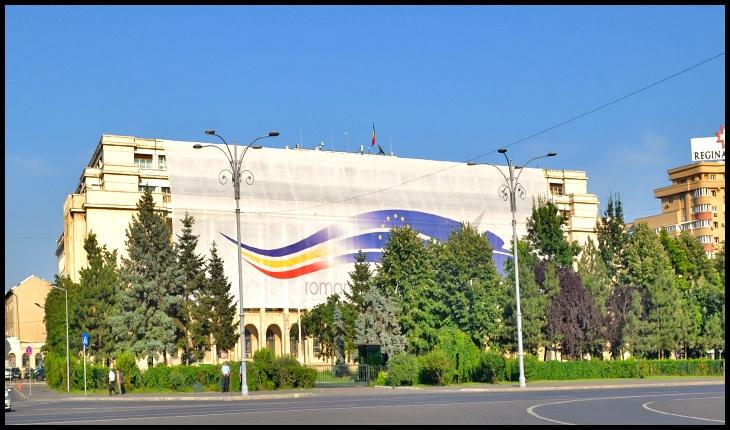 """""""Mulţimea vidă'' de la Palatul Victoria s-a risipit!"""