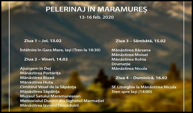 Pelerinaj la Memorialul Victimelor Comunismului și al Rezistenței de la Sighet, organizat de o asociație din Iași, Foto: Facebook /  ASCOR Iași / facebook.com/iasi.ascor