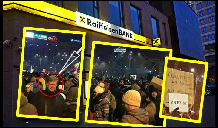 De ce țopăiau bancherii în piață împotriva Guvernului? PNL plătește nota: scutește o bancă de o datorie uriașă!, Foto: Justițiarul.ro