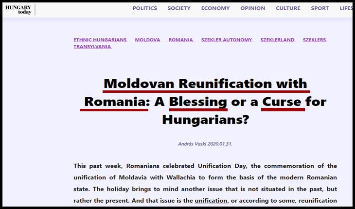 Ungaria, cu ochii cât cepele pe mișcările unioniste din România, Foto: captură foto hungarytoday.hu