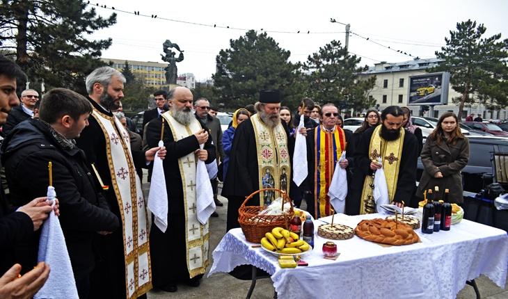 Comemorarea anuală a foștilor deținuți politici și luptători anticomuniști a adunat la Iași generații diferite împreună