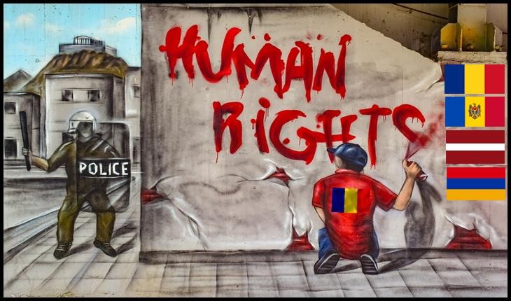 Uitați pentru o vreme de drepturile omului! România a cerut derogare privind aplicarea Convenţiei Europene a Drepturilor Omului, în urma declarării stării de urgenţă