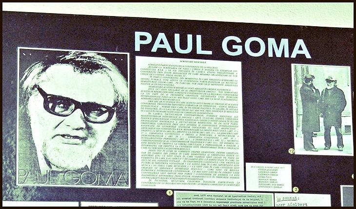 """Victor Roncea: """"În realitate, motivele morții lui Paul Goma nu sunt cele anunțate public"""""""