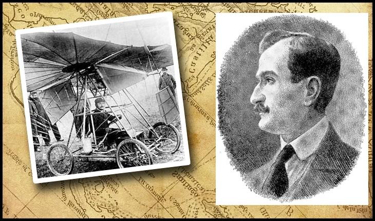 La 18 martie 1906 Traian Vuia realizează, la Paris, primul zbor autopropulsat din lume cu un aparat mai greu decât aerul