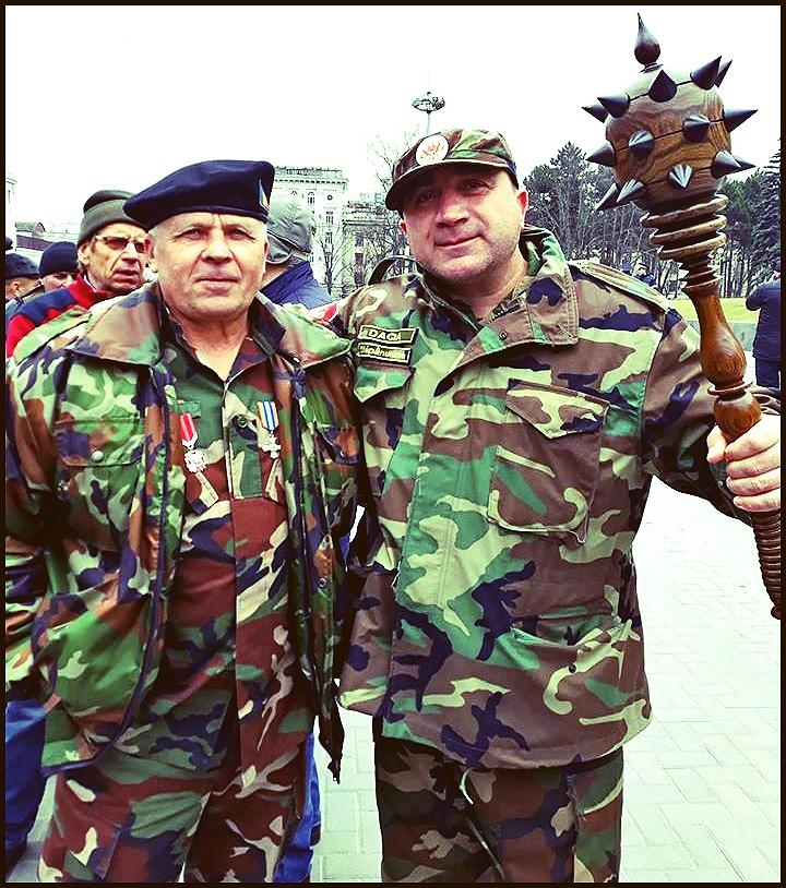 Vasile Sinigur, veteran al Războiului din 1992 de pe Nistru, Foto: Facebook/  https://www.facebook.com/vasile.sinigur.16