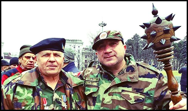 Revoltător! Veteranii de pe Nistru care au protestat împotriva lui Dodon, amenințați cu până la 8 ani de închisoare!, Foto: Facebook / Vasile Sinigur