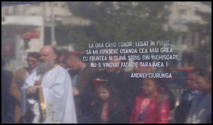 Ziua foștilor deținuți politici anticomuniști, comemorată la Iași lângă Biserica Metocul Maicilor de pe bulevardul Independenței
