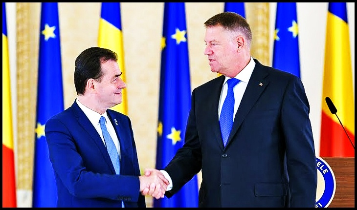 AUR: Pentru cine lucrează regimul Orban-Iohannis?, Foto original: presidency.ro