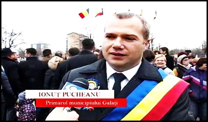 """Jurnalist amenințat de primar la Galați cu """"dosare grele"""", Foto: captură TV Galați"""
