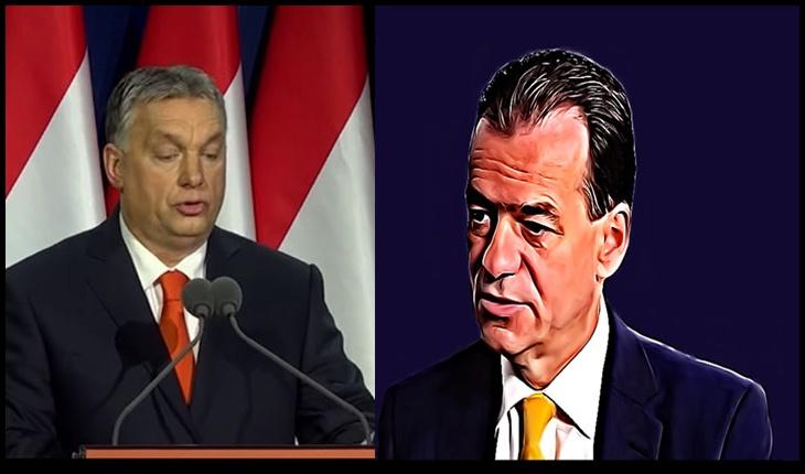 Orban vs Orban: Orbanul nostru nu-i ca Orbanul lor, din Ungaria!