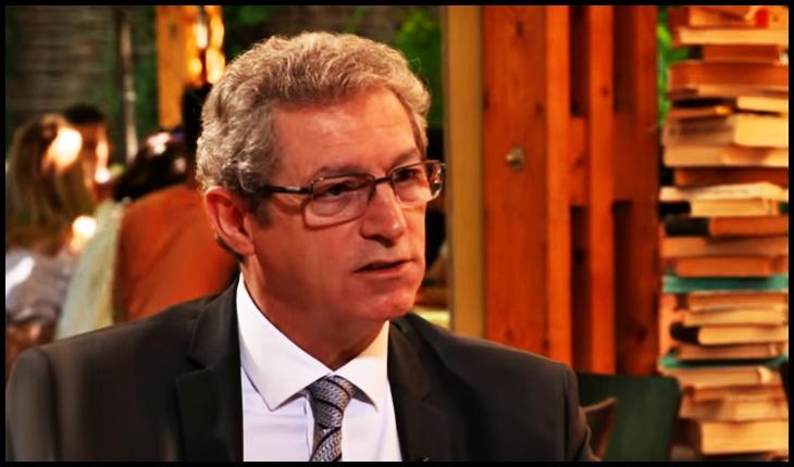 """E prima dată în istorie când PNL nu mai ține cu """"Streinu""""!? Adrian Streinu-Cercel, demis de la conducerea Comisiei anti-COVID, Foto: TVR"""
