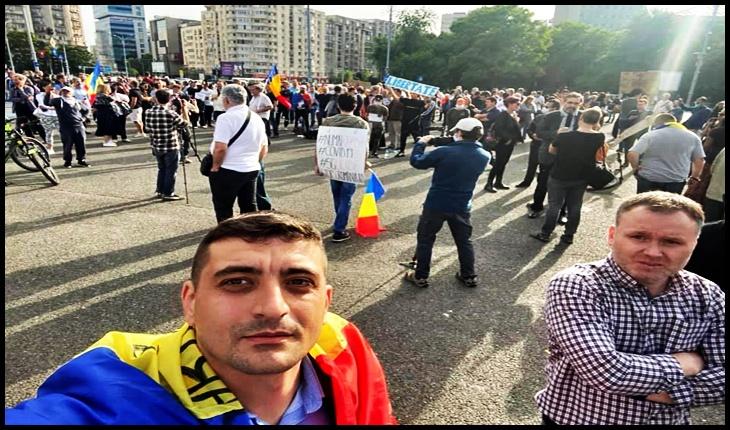 Alianța pentru Unirea Românilor s-a alăturat manifestanților din Piața Victoriei