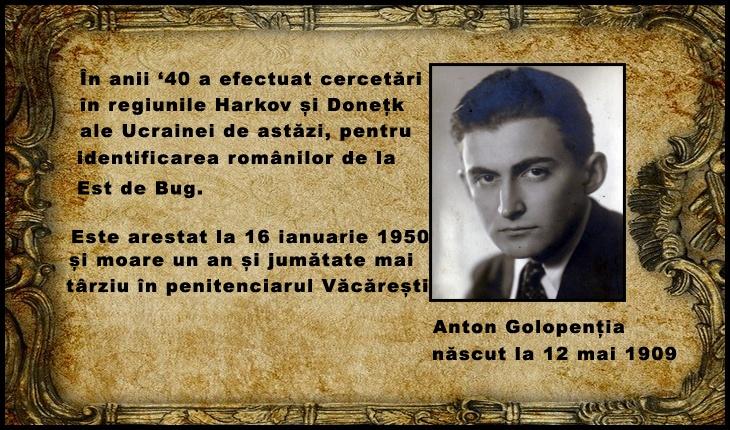 La 12 mai 1909 se năștea sociologul român Anton Golopenția, încă un erou care a sfârșit în temnițele bolșevice