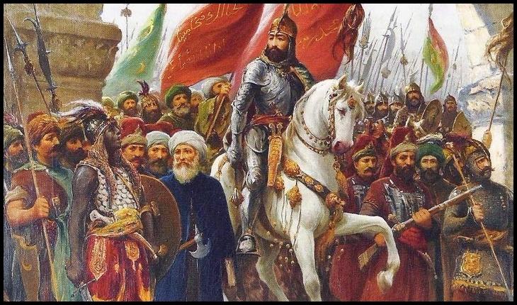 29 Mai 1453: Cucerirea Constantinopolului de către