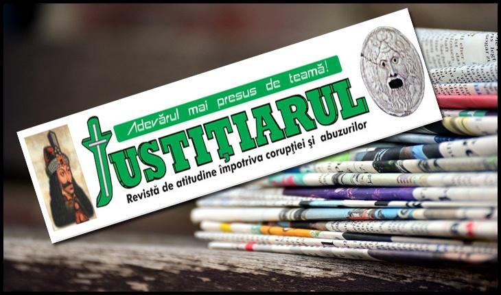 """În ciuda cenzurii """"liberale"""" / iohanniste, Justițiarul.ro revine în viețile românilor, Foto: Justitiarul.press"""