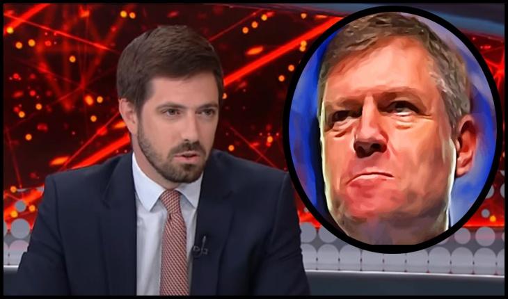 Levente Magyar: datorită originii săseşti, maghiarii erau plini de speranţe în Iohannis, iar azi incită la ură, Foto: captură ECHO TV