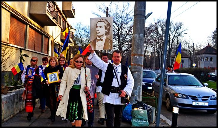 01 Martie 2020, Protest la București împotriva Codului Administrativ, Foto: © Glasul.info / Fandel Mihai