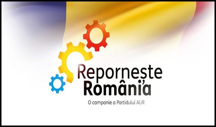 """AUR acuză PSD de plagiat: """"Numele programului """"Repornim România"""" este plagiat după pachetul de măsuri propuse de AUR încă din 13 aprilie sub denumirea """"Repornește România"""""""""""