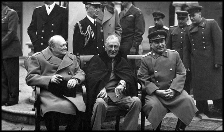 1945, Cei care râdeau pe ruinele Europei