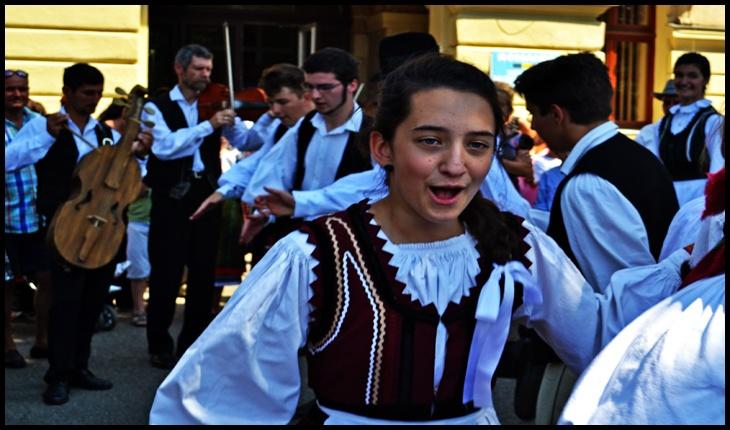 Festivalul internațional de folclor Cătălina de la Iași, 25 August 2015, Foto: © Glasul.info