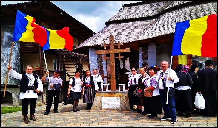 13 iunie, Mănăstirea Petru Vodă, Pomenirea Părintelui Justin Pârvu la 7 ani de la urcarea la Ceruri, Foto: Facebook / Mihai Tîrnoveanu