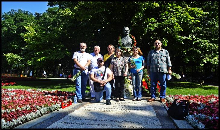 15 Iunie 2020 - Comemorarea a 131 de ani de la moartea poetului Mihai Eminescu