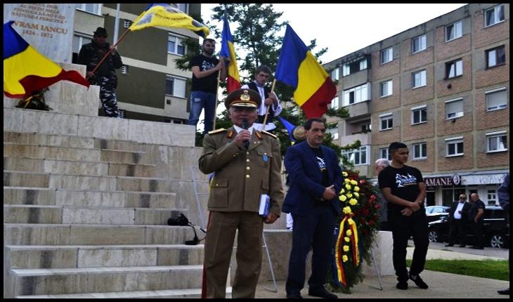 general(r) Bartoș președinte la filiala Asociatiei Avram Iancu Oradea