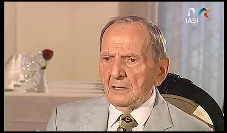 Unul dintre supraviețuitorii fenomenului Pitești, Dan Lucinescu, a plecat la Ceruri, Foto: TVR Iași