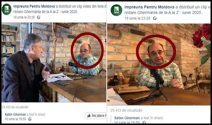 """Naivii care vor autostradă în Moldova, se consultă cu """"bâzoiul"""" Budapestei, cu Sabin Gherman?, Foto: captură facebook"""