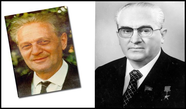 ȘEFUL KGB ȘI LIDERUL ULTERIOR AL UNIUNII SOVIETICE, YURI ANDROPOV, PREOCUPAT PERSONAL DE PASTORUL RICHARD WURMBRAND!