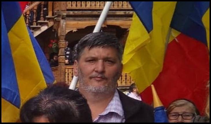 Florin Palas merge înainte, în pofida tuturor vrăjmașilor! Cu Dumnezeu înainte!, Foto: Facebook / Mihai Tîrnoveanu